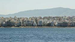 Η σύγχρονη Αθήνα κι η πολυκατοικία της είναι ένα αμιγώς ελληνικό