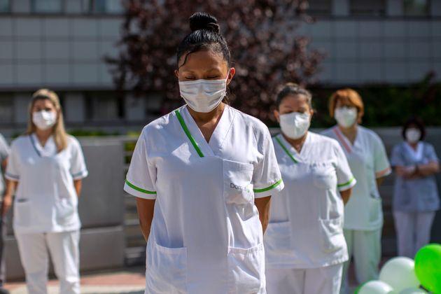 ΠΟΥ: Εργαζόμενοι στην υγεία ένα στα επτά κρούσματα