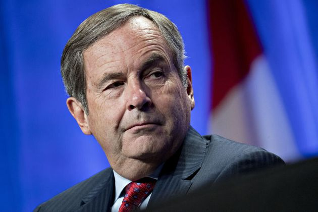 David MacNaughton, Canada's former ambassador to the U.S., is seen here in Washington, D.C., on Aug....