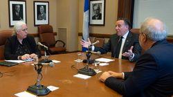 Les menaces en ligne contre les politiciens québécois