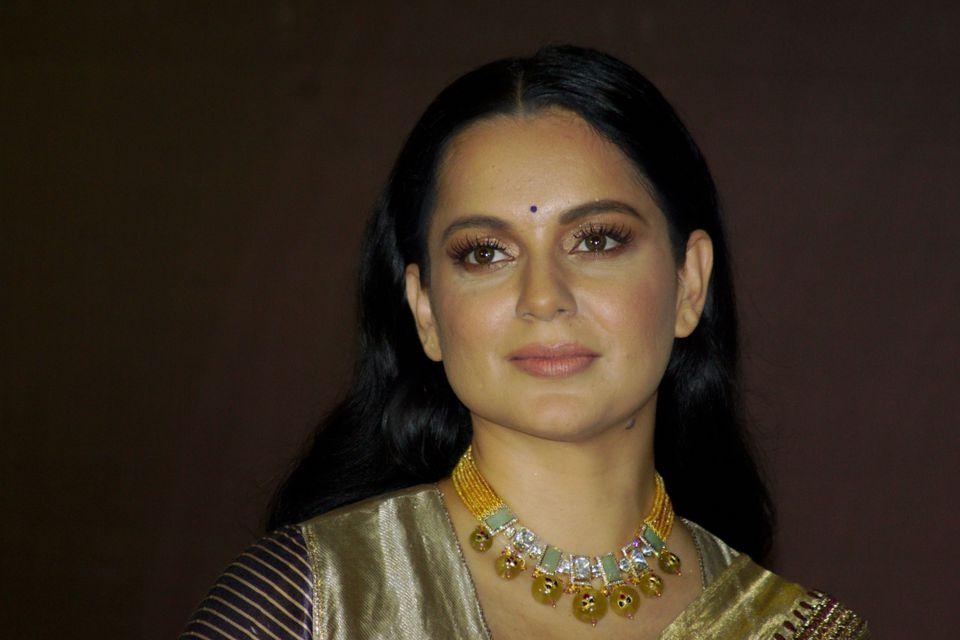 MUMBAI, INDIA -DECEMBER 23: Kangana Ranaut attends the