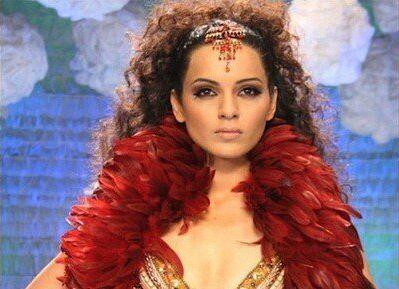 Kangana Ranaut in 'Fashion'.