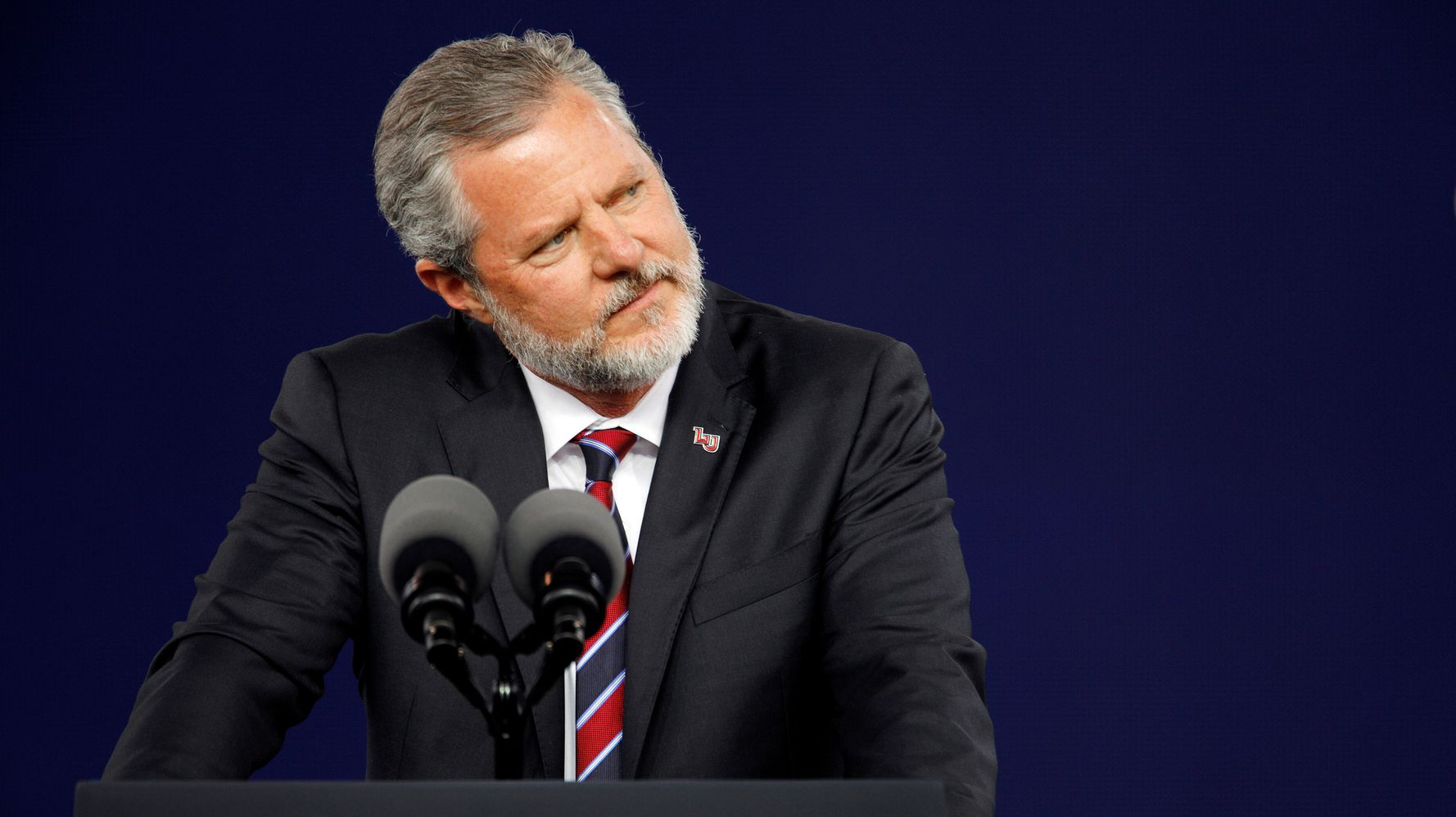 911 Call From Intoxicated Jerry Falwell Jr.'s House Last Month Describes 'A Lot Of Blood'