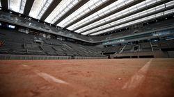 La jauge de Roland-Garros encore réduite, ramenée à 5000 spectateurs par