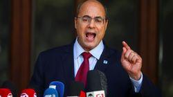 Alerj dá continuidade ao processo de impeachment de Wilson