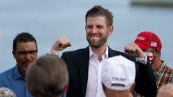 Eric Trump Won't Testify In NY Probe Until After