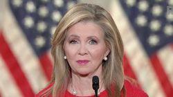 GOP Sen. Marsha Blackburn Mocked After Vowing To Never Rewrite U.S.