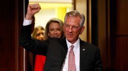 Alabama Senate Candidate Tommy Tuberville Struggles To Discuss Voting Rights