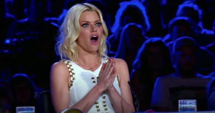 Sophie Monk judged Ab Sow on 'Australia's Got Talent' in 2016