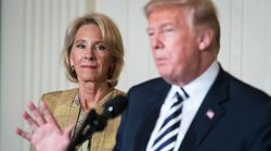 Betsy DeVos's Former Chief Of Staff Joins Anti-Trump
