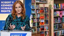 Australian Bookshop Bans JK Rowling Books Over Transphobic