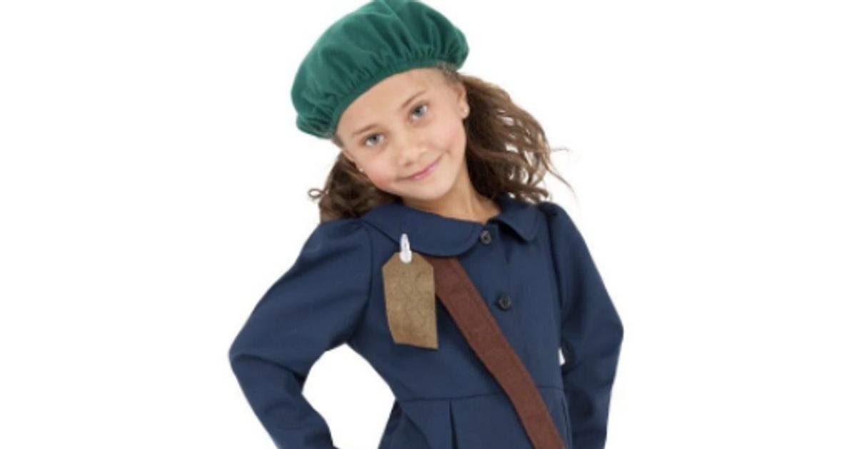 It's 2020, And This Anne Frank Halloween Costume Is Still Being Sold