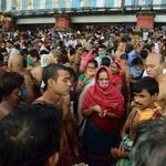 What Social Distancing? West Bengal Forgets Covid-19 For Mahalaya