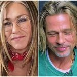 Brad Pitt And Jennifer Aniston Reunite - And Things Got