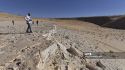 Des empreintes d'humains modernes vieilles de 120.000 ans découvertes en Arabie