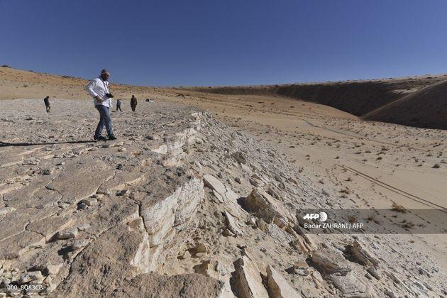 La péninsule arabique est aujourd'hui constituée de grands déserts peu accueillants, mais des scientifiques...