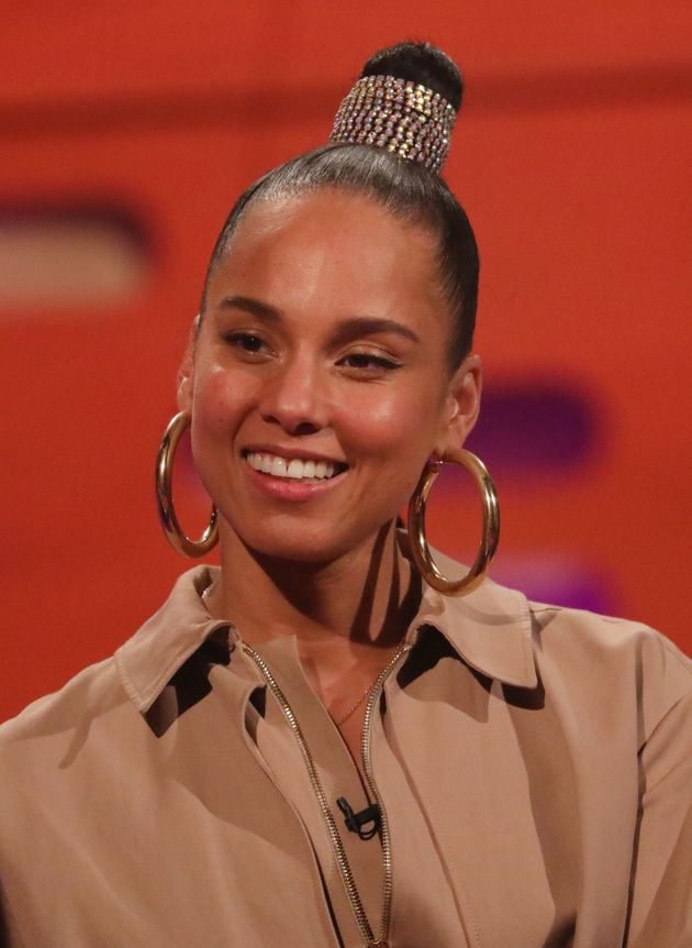 Alicia Keys Takes On Climate Change Deniers: We're Literally Killing Our Mother