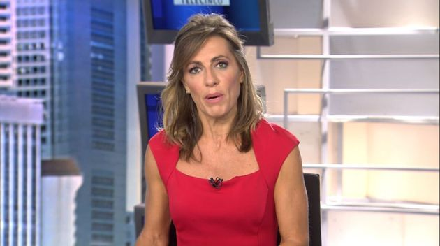 Ángeles Blanco en 'Informativos