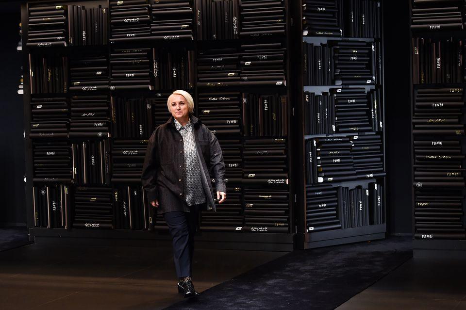 """Silvia Fendi: """"La moda non si è mai fermata"""""""