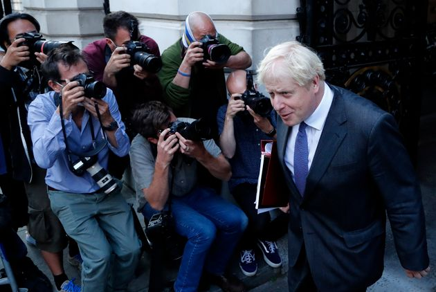 Boris Johnson Has Had Another Stinker Of A Week As Prime Minister