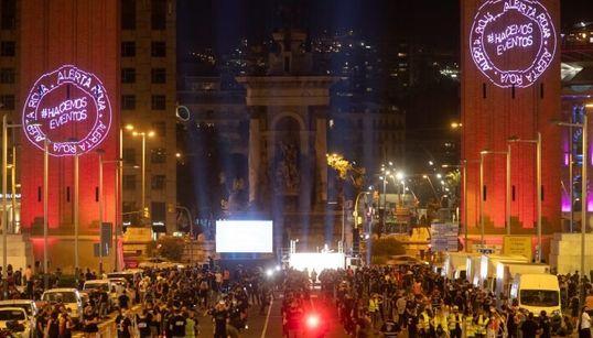 Hartos de considerarse 'invisibles': el sector cultural se planta en toda España para exigir medidas tras meses de
