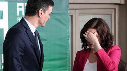 Sánchez y Ayuso se reunirán el lunes en la Puerta del
