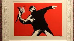 Banksy Loses Trademark Fight Over One Of His Most Iconic
