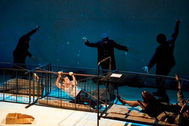 Το «Europa» τουΛαρς φον Τρίερσε θεατρική διασκευή για πρώτη φορά στην