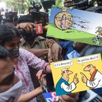 Covid, GDP, Rhea: India's Cartoonists Are The Few Journalists Calling It As It
