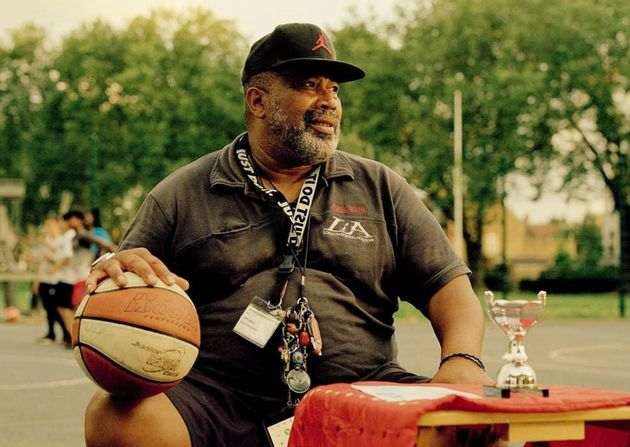 Hesketh Benoit, a retired lecturer, was a former international basketball player and is head coach for Haringey Basketball