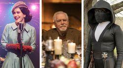 Dónde ver las series más nominadas de los