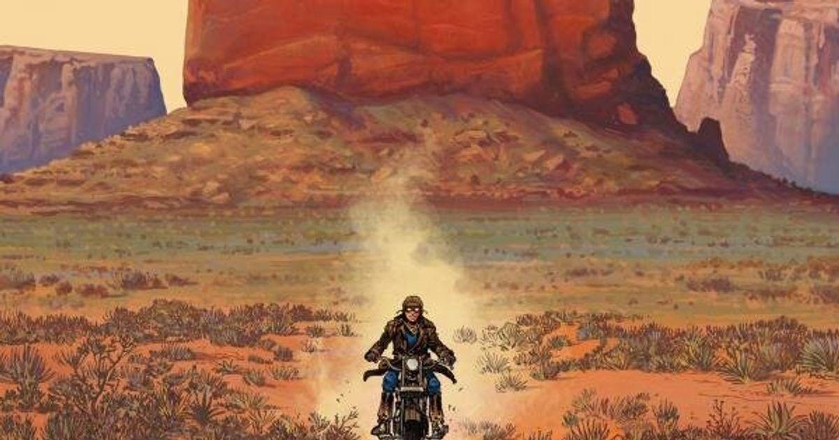 BLOG - BD: quand les héros de western nous guident dans un voyage intérieur