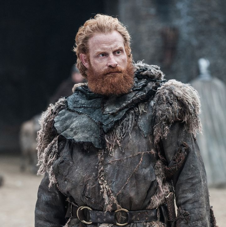 Tormund before.