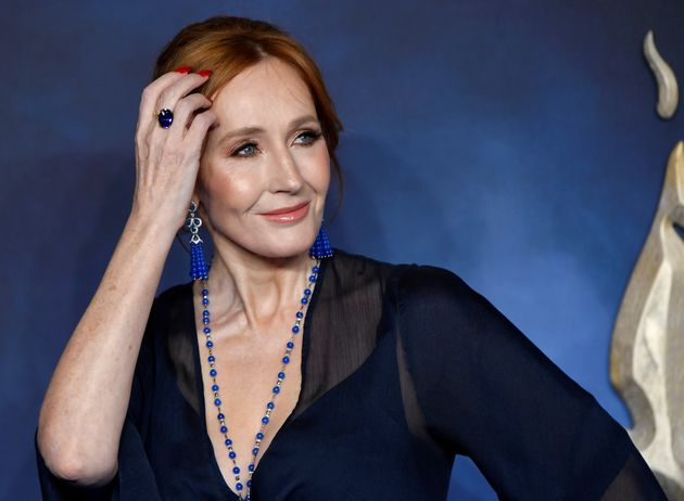 Writer J.K. Rowling attends the British premiere of 'Fantastic Beasts: The Crimes of Grindelwald' movie...