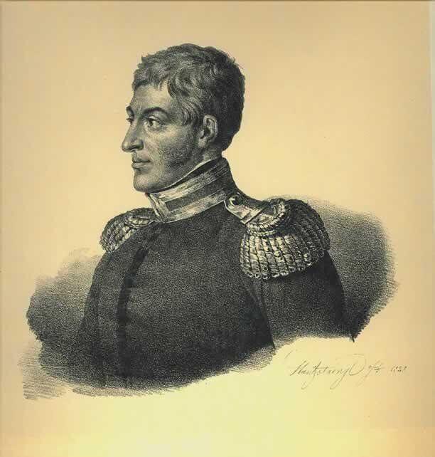 Frank Abney Hastings, λιθογραφία, Karl Krazeisen (Συλλογή