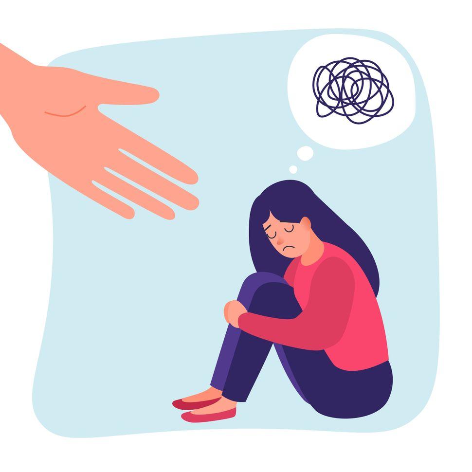 Cuidar da saúde mental e conversar sobre isso são atos fundamentais para a prevenção do suicídio.