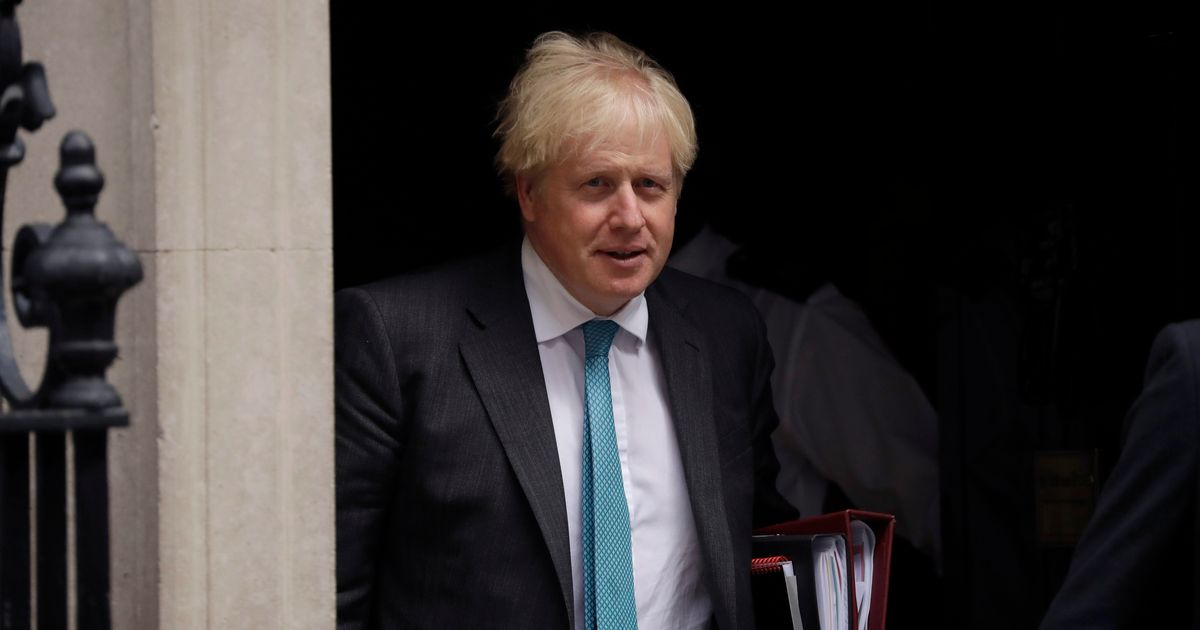 Boris Johnson Says Coronavirus Second Wave Is Coming And Hints At Lockdown