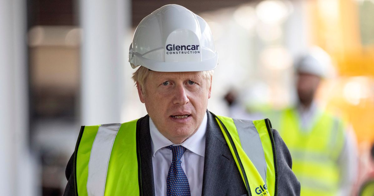 Boris Johnson Says Coronavirus Second Wave Is Coming And Hints At Lockdown