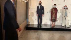 El gesto de Pablo Casado a Felipe y a Letizia que no ha pasado