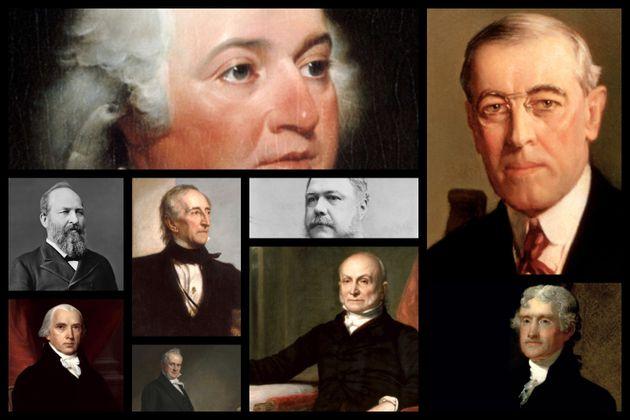 Οι έντεκα πρόεδροι των ΗΠΑ που μιλούσαν