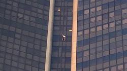 Un homme interpellé après avoir escaladé la Tour Montparnasse à mains