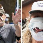 마스크 문화의 역사 : 왜 서양인들은 마스크를 거부하는