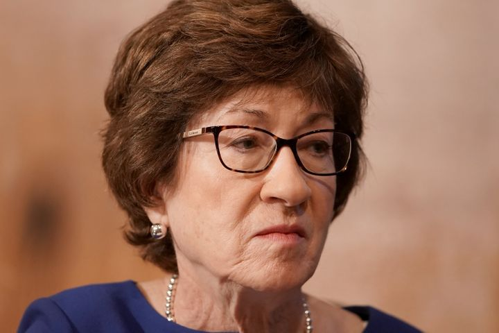 Sen. Susan Collins will be central to any fight over a replacement for Supreme Court Justice Ruth Bader Ginsburg. She's