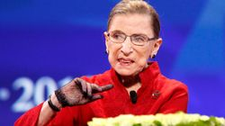 Outpouring Of Grief As Nation Mourns 'Hero' And 'Titan' Ruth Bader