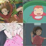 ジブリがアニメの場面写真を無料提供し、ファン歓喜。ルールは「常識の範囲で」。千と千尋、アリエッティも