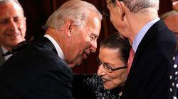Joe Biden Says Ruth Bader Ginsburg's Seat Should Not Be Filled Till After