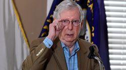 En quatre ans, le chef républicain du Sénat a complètement changé d'avis sur les remplacements à la Cour