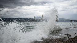 Κακοκαιρία «Ιανός»: Πώς θα κινηθεί ο κυκλώνας το Σάββατο - Πού αναμένονται έντονα