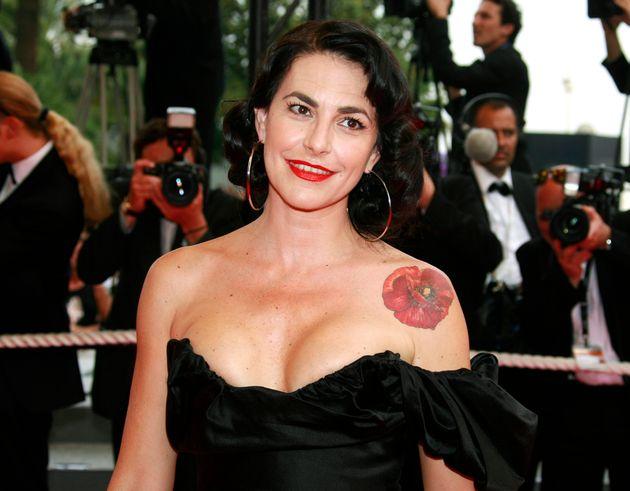 Lio, ici photographiée au festival de Cannes en 2007, ne mâche pas ses mots à l'égard...