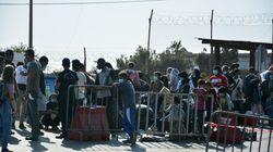 Λέσβος: Στο Καρά Τεπέ 9.000 πρόσφυγες και μετανάστες - 213 κρούσματα